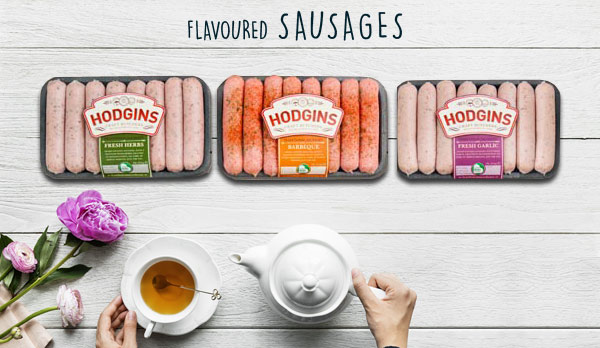 Flavoured Sausages