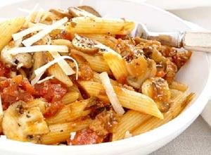 Sausage Bolognese