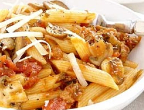 Hodgins Sausage Bolognese