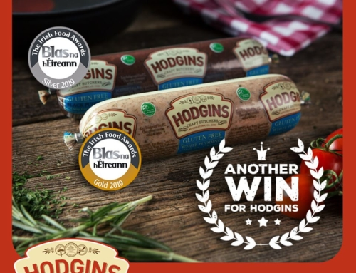 Hodgins Traditional White Pudding Wins Gold at Blas na hEireann Food Awards
