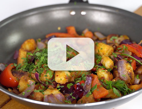 Easy Sausage & Potato Weekend Supper